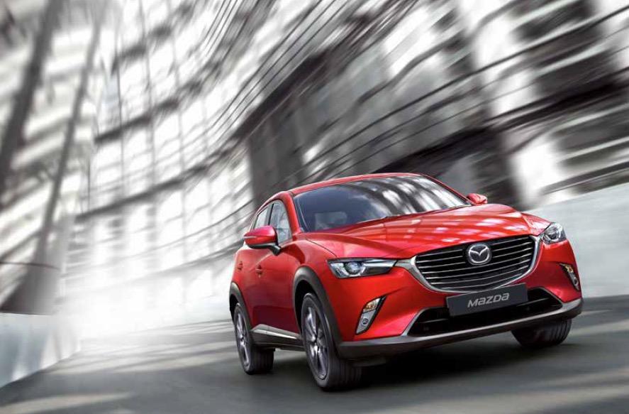 Guyane Automobile : Mazda, le plaisir de conduire à l'état pur