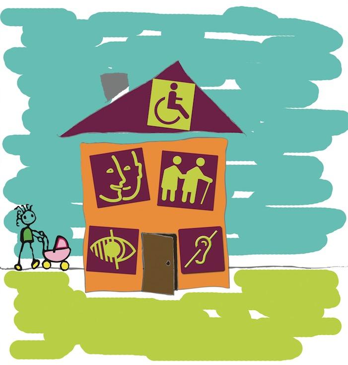 Bertrand d'ESTREE : accessibilité aux personnes handicapées, obligations et pénalités