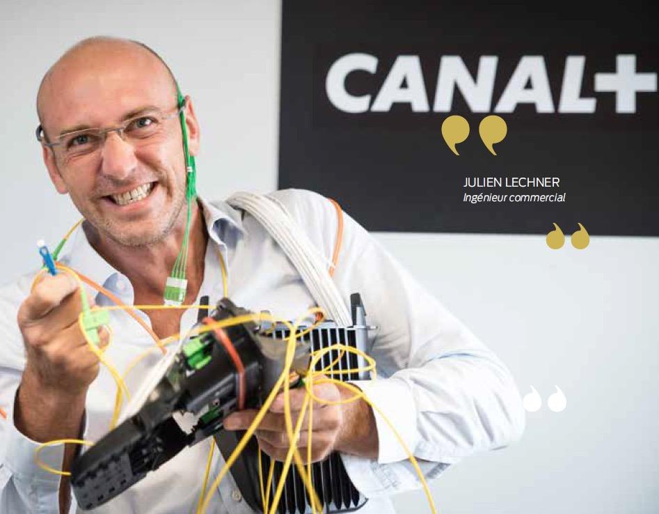 CANAL+ BUSINESS Guadeloupe : la Fibre Optique pour toutes les entreprises