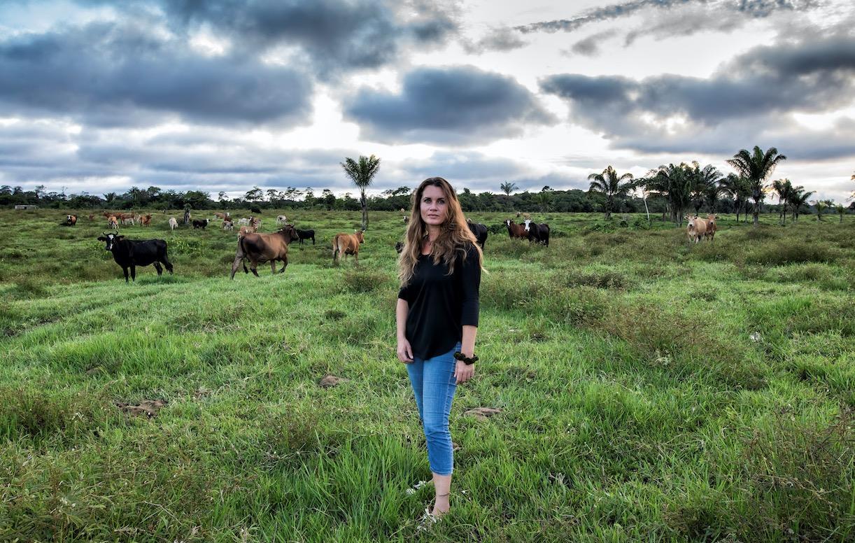Lait-quateur : le lait frais 100% guyanais de Marie Mornand