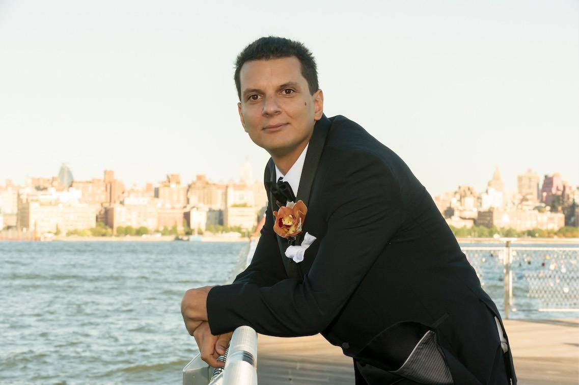 Mathieu Louis-Ferdinand : vice président, à 34 ans, de la banque américaine Morgan Stanley