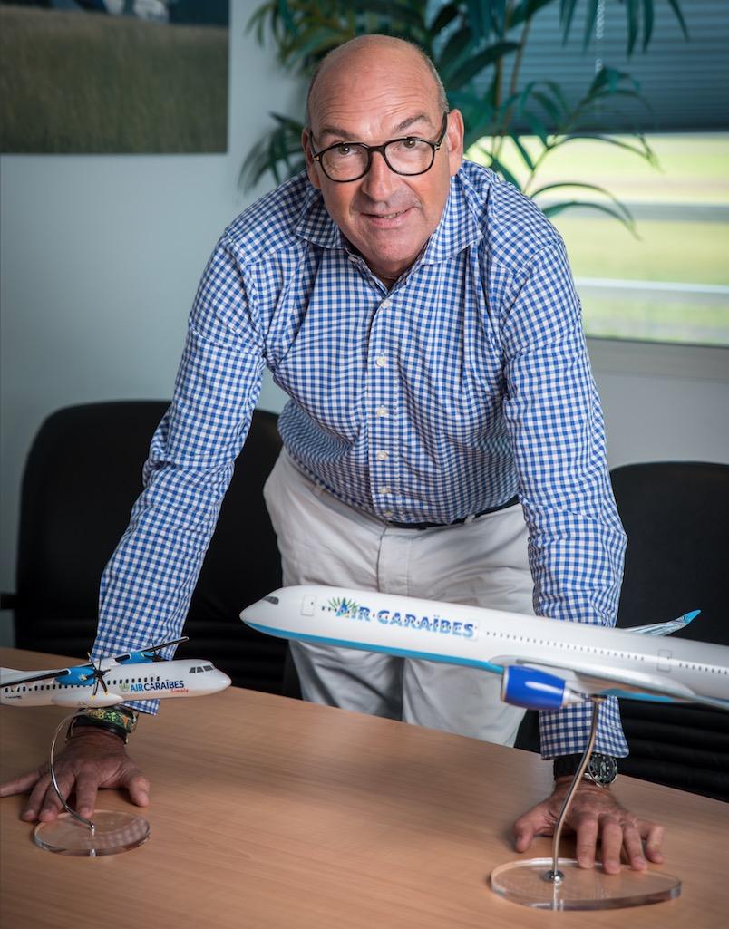 Dossier transport : Air Caraïbes, vols sans turbulences