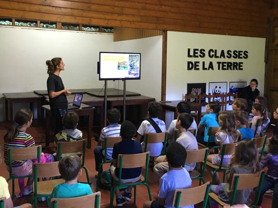 Parc zoologique de Guadeloupe : mission éducative réussie !