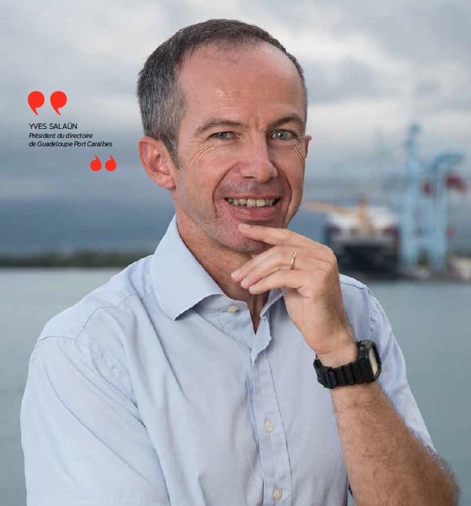 Dossier transport : Guadeloupe port Caraïbes, l'excellence Européenne