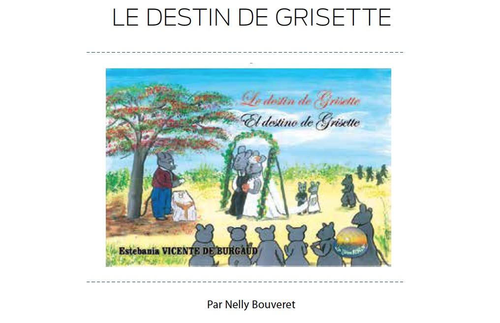 Pour les « ti mouns »  : le destin de Grisette