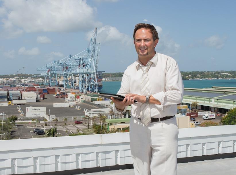 Dossier nautisme : Cluster Maritime de Guadeloupe, des actions au service de l'économie bleue !