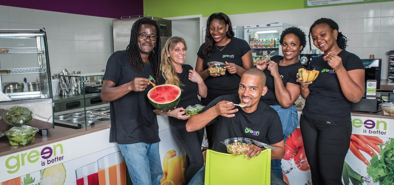 Green is better : le fast food se met au vert