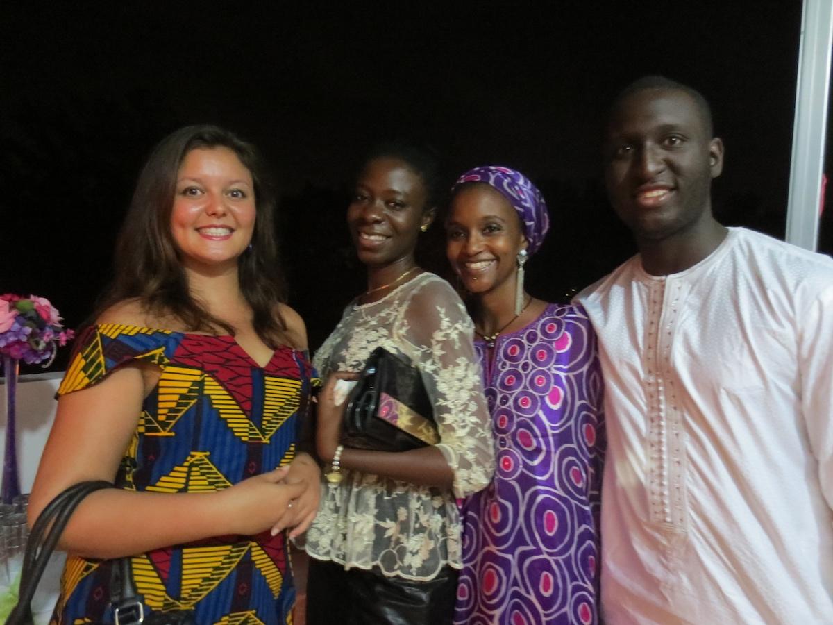 Héloïse Barret VIE au Sénégal