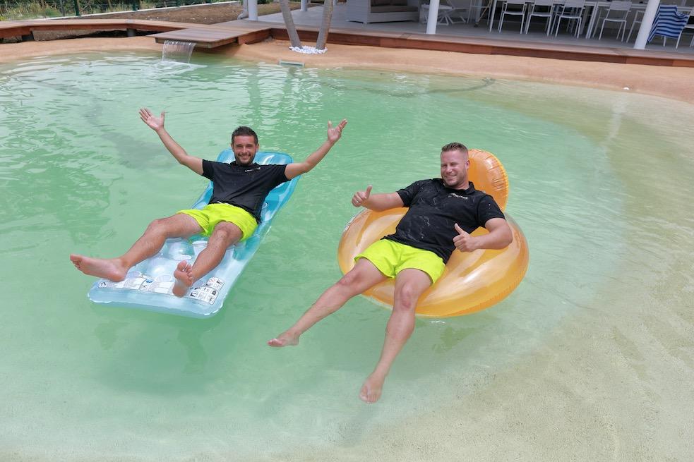 Lagon Privé Caraïbes : une piscine paradisiaque