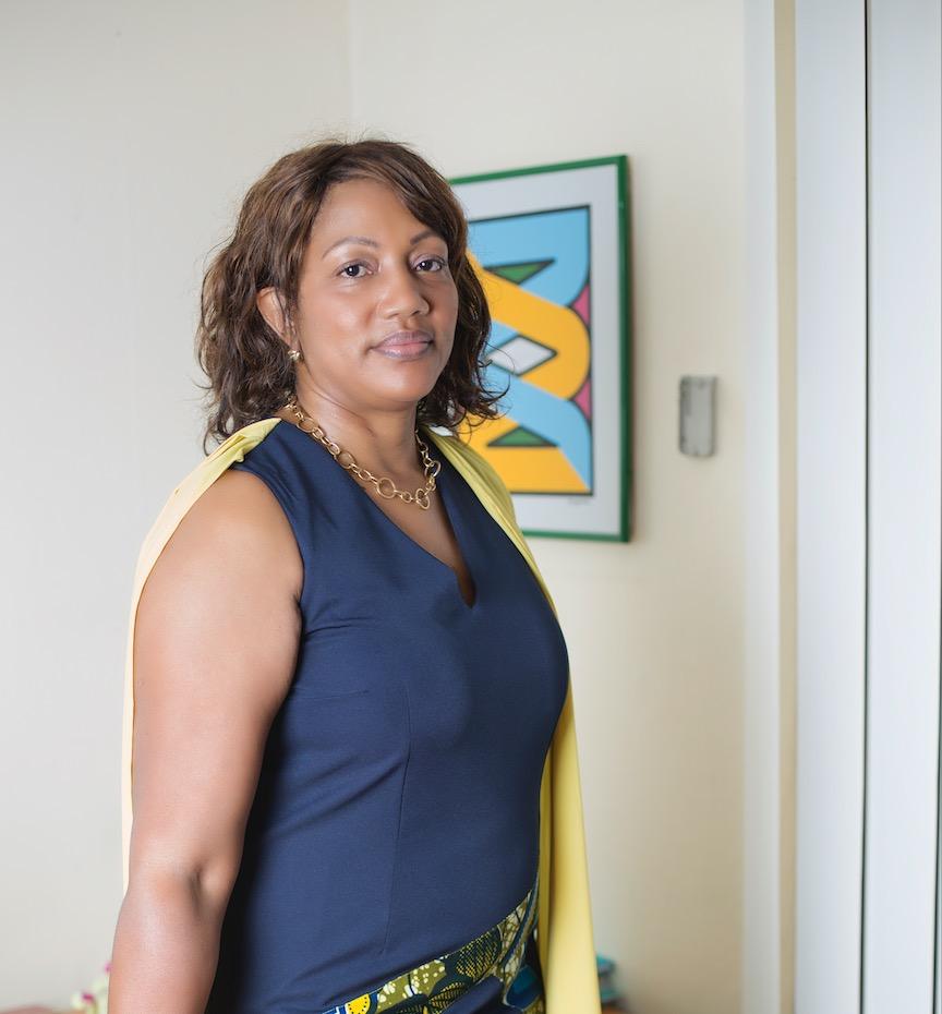 Marthe Panelle Karam : penser le futur de la Guyane !
