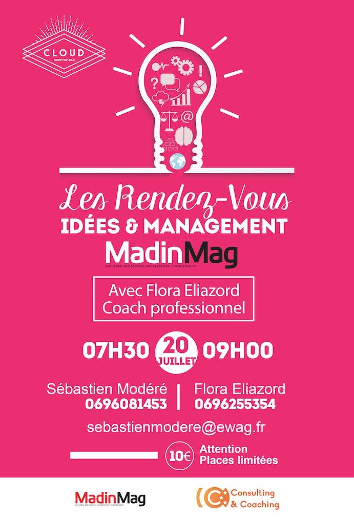 RDV Idées & Management MadinMag