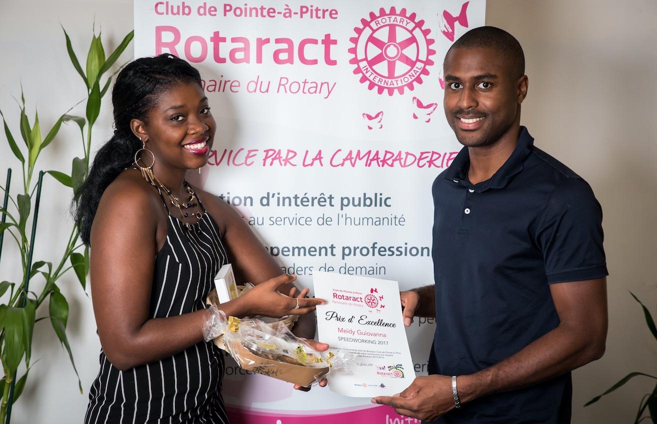 Le Rotaract booste les jeunes entrepreneurs