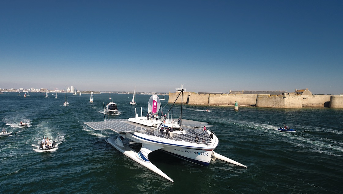 Dossier nautisme : race for Water, odyssée