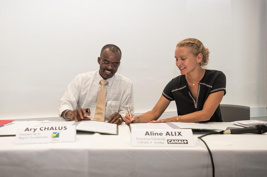 Dossier séduction des outre-mer : Canal + Antilles, gros plan sur la création audiovisuelle guadeloupéenne