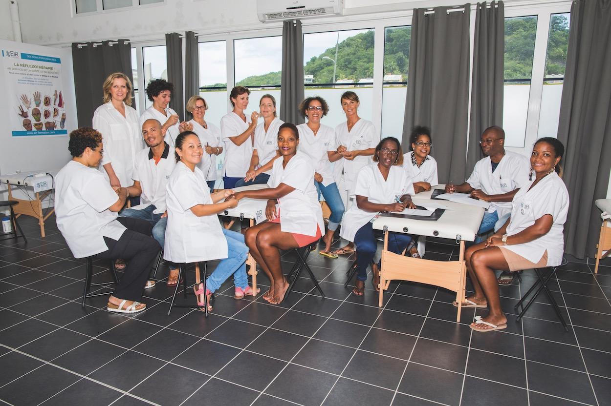 Ecole Internationale de Réflexothérapie