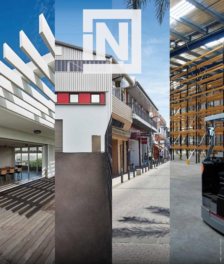 Dossier séduction des outre-mer: Le parc d'immobilier d'entreprise à La Réunion en 2016