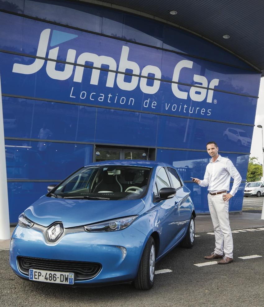 Jumbo Car Guadeloupe : la révolution JO