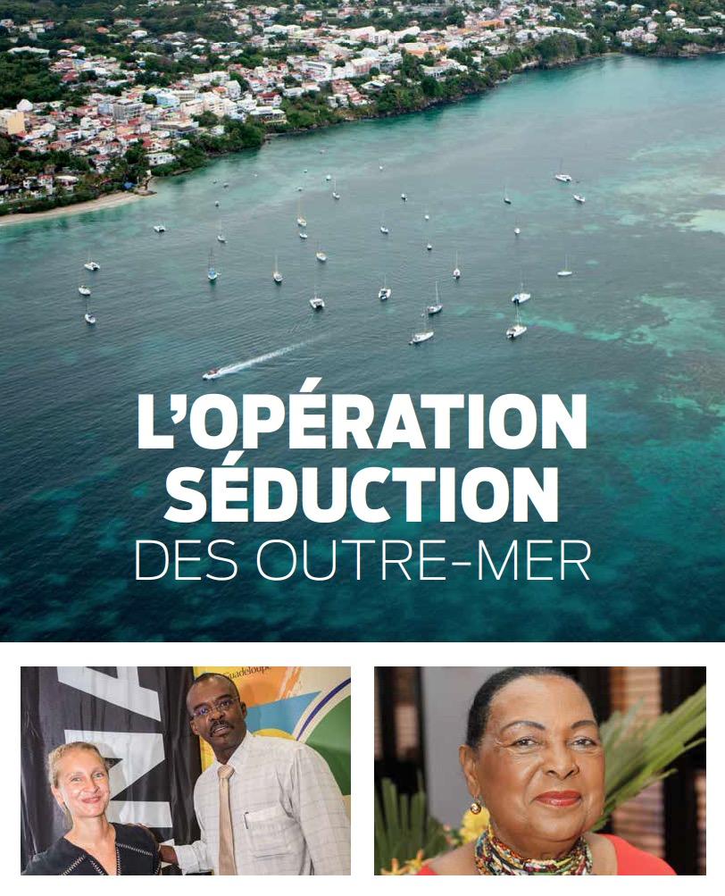 L'opération séduction des Outre-mer