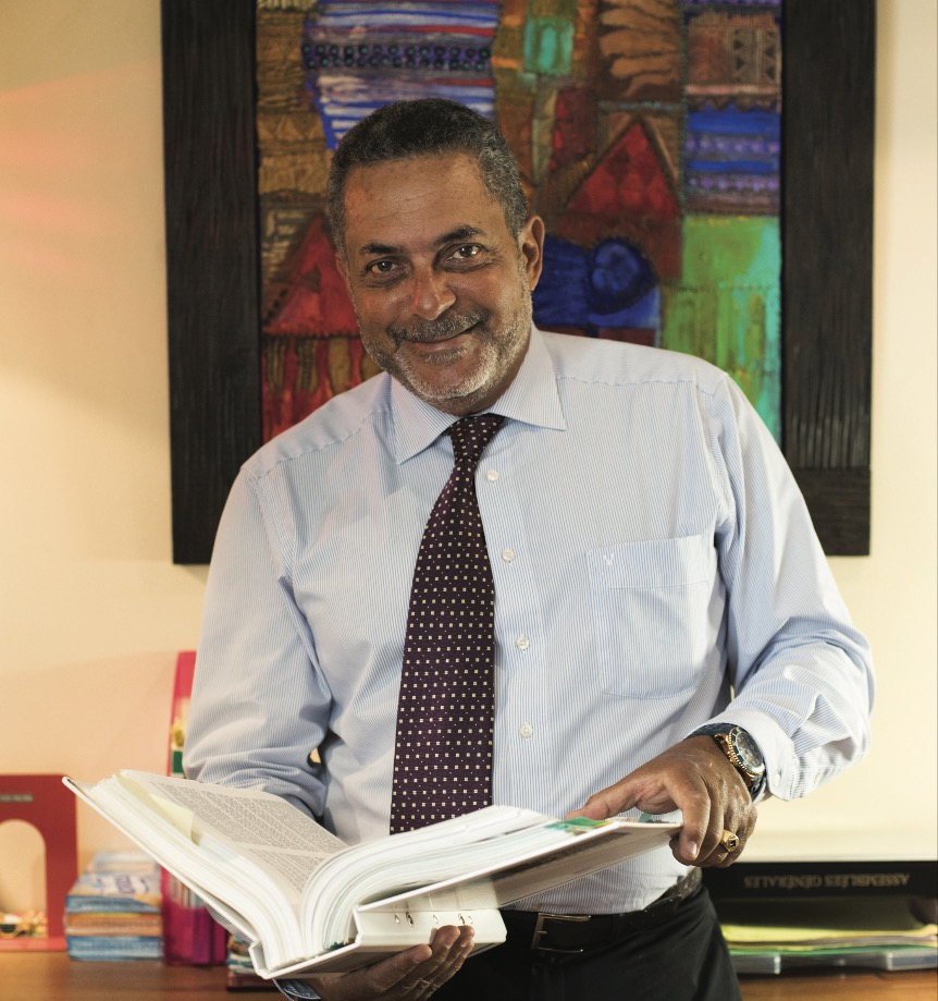 Sogerisques Antilles : Serge Ursulet, directeur
