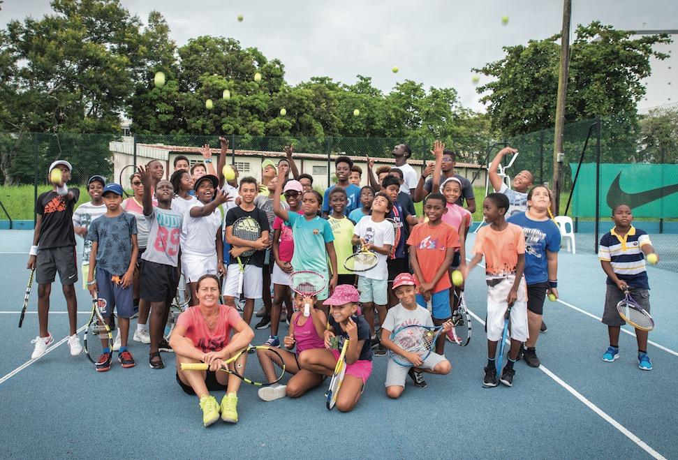 Tennis club de Dugazon : le sport pour promouvoir les jeunes