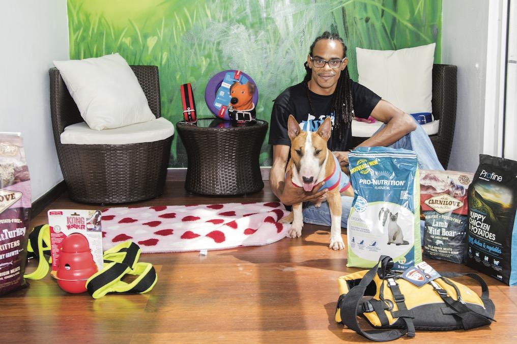 West Indies Pet Shop, le meilleur ami des chiens