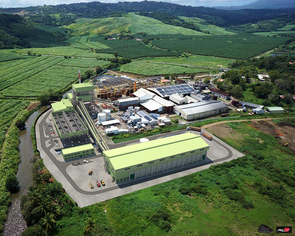 Le meilleur projet biomasse de la Caraïbes élu par le CREF est martiniquais
