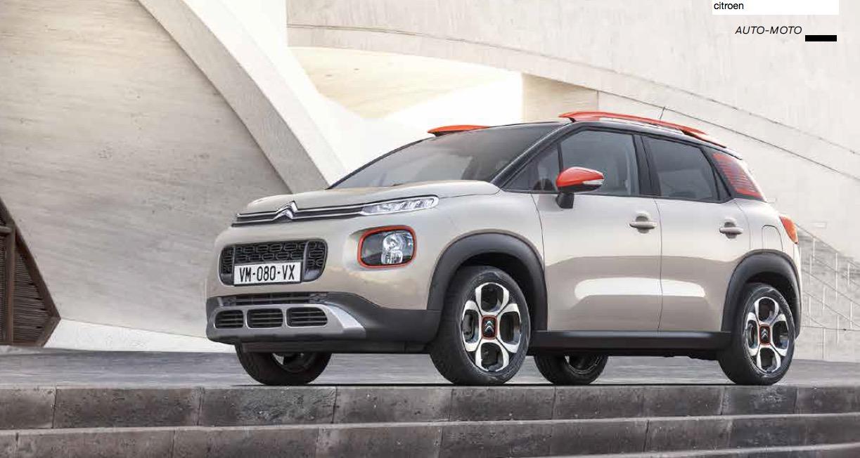 Citroën : C3 Aircross