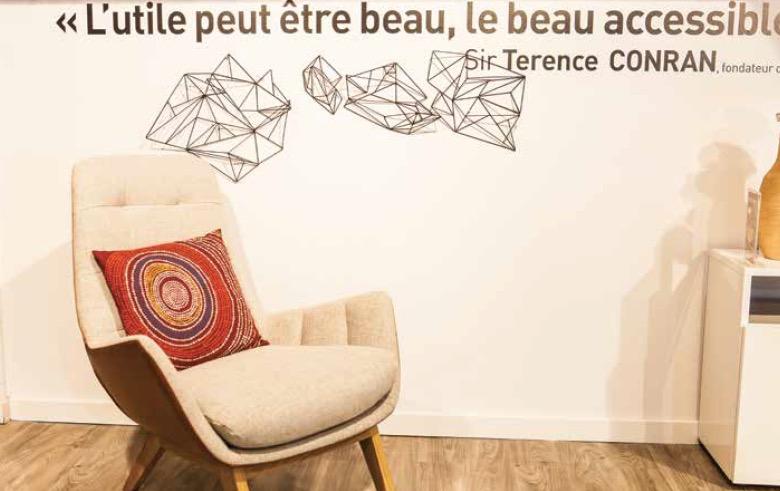 Design, une déco chic et tendance avec Habitat