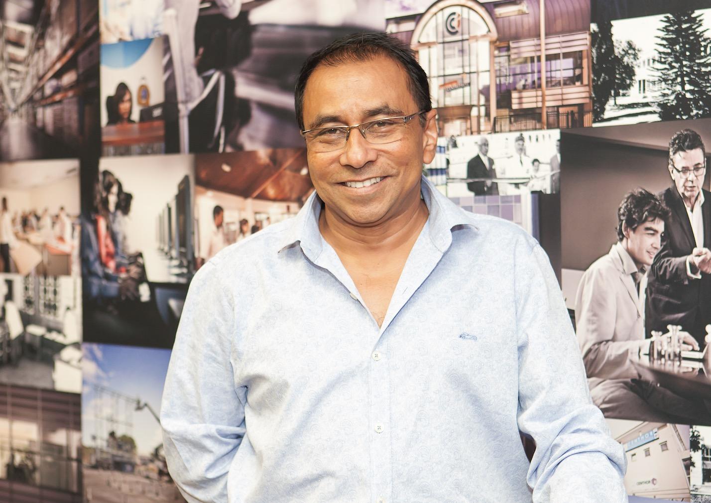 Ibrahim Patel « Les chefs d'entreprise ont désormais le réflexe CCI Réunion »