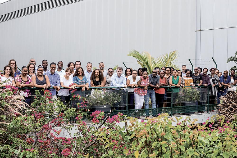Le groupe CréO, 750 passionnés recherchent 250 audacieux d'ici 2020!