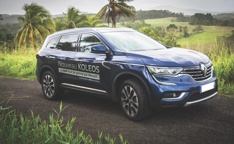 Renault : nouveau Koleos, changements radicaux !