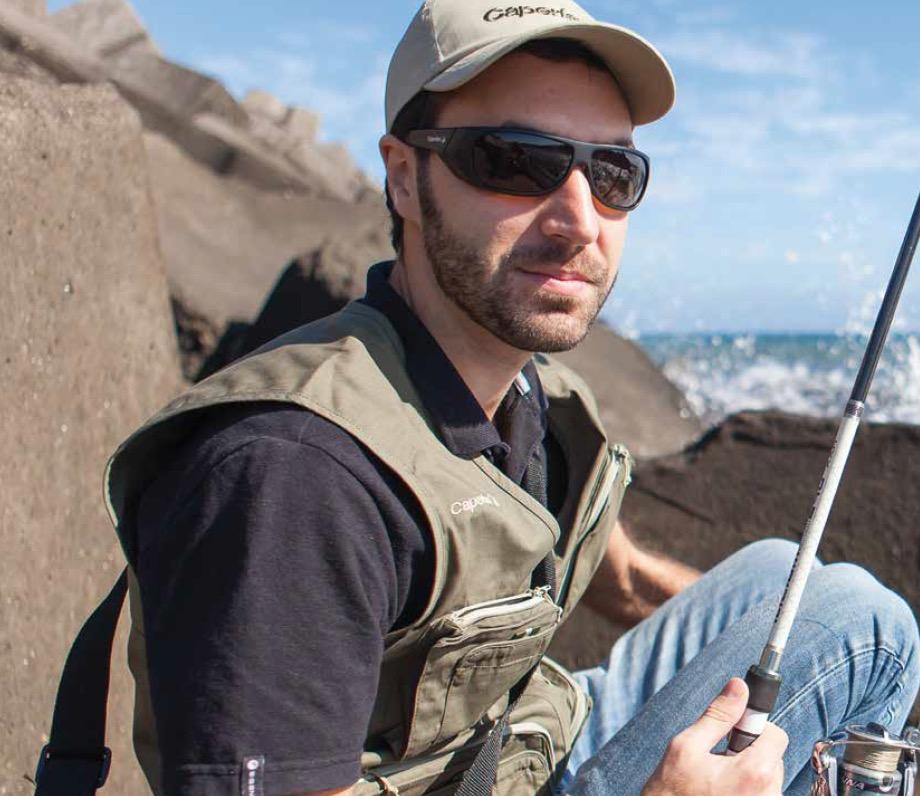 Sylvain : pêcheur dans l'âme