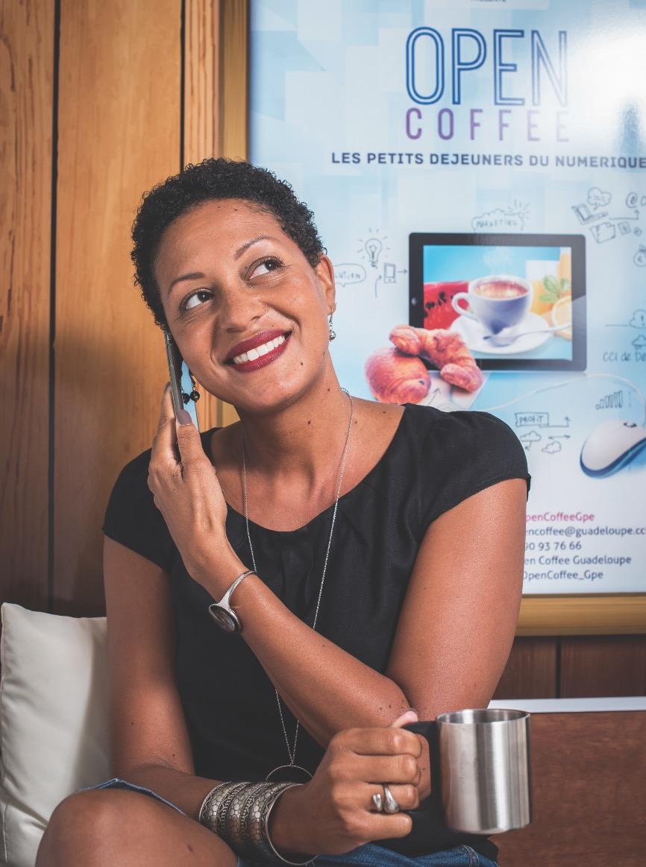 Dossier territoires connectés : CCI IG, les Open Coffee