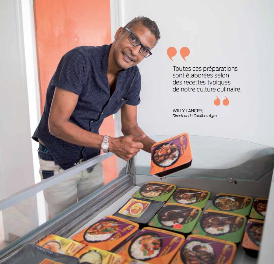 Caraïbes Agro : jusque dans nos assiettes…