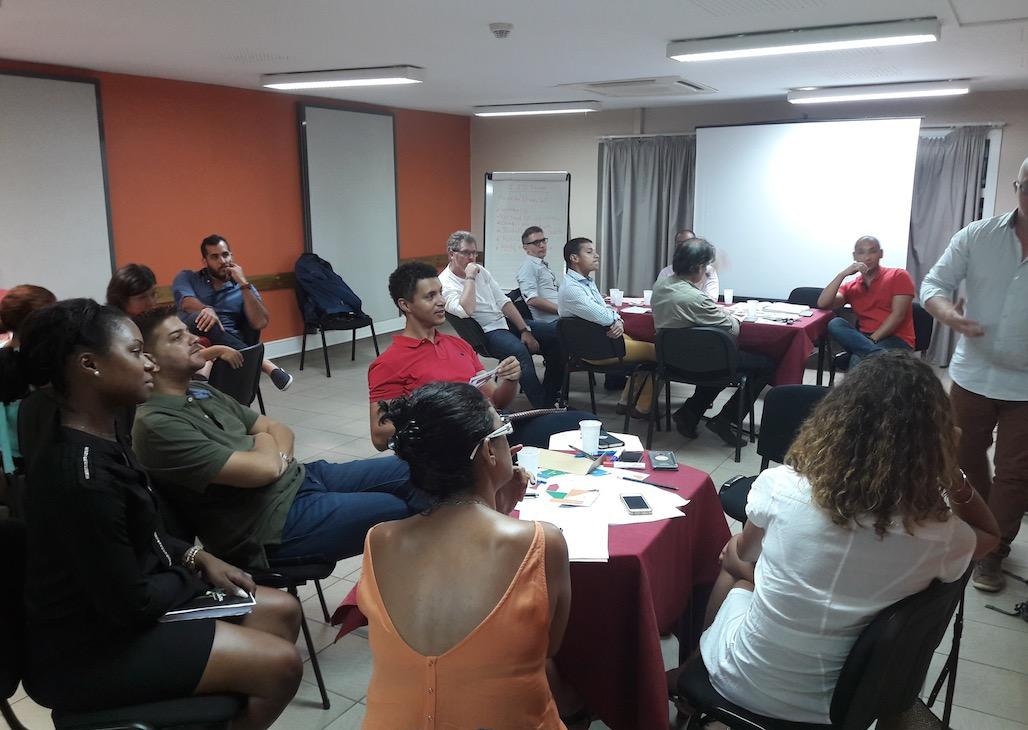 Le CJD Réunion acteur engagé dans l'entreprenariat et l'aide à la jeunesse réunionnaise