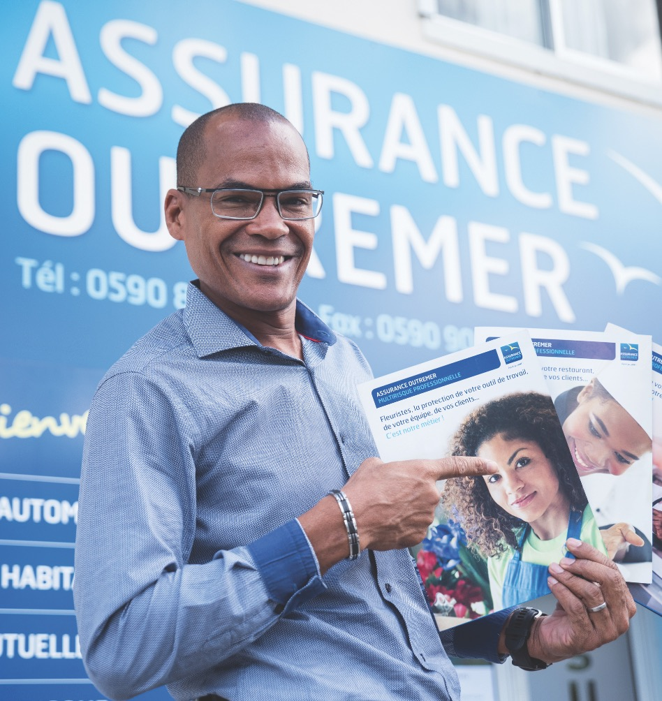 Assurance Outremer : assurément d'ici !