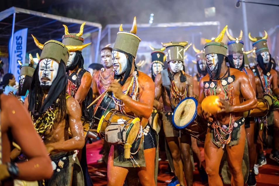 Carnaval de Guadeloupe et propriété intellectuelle