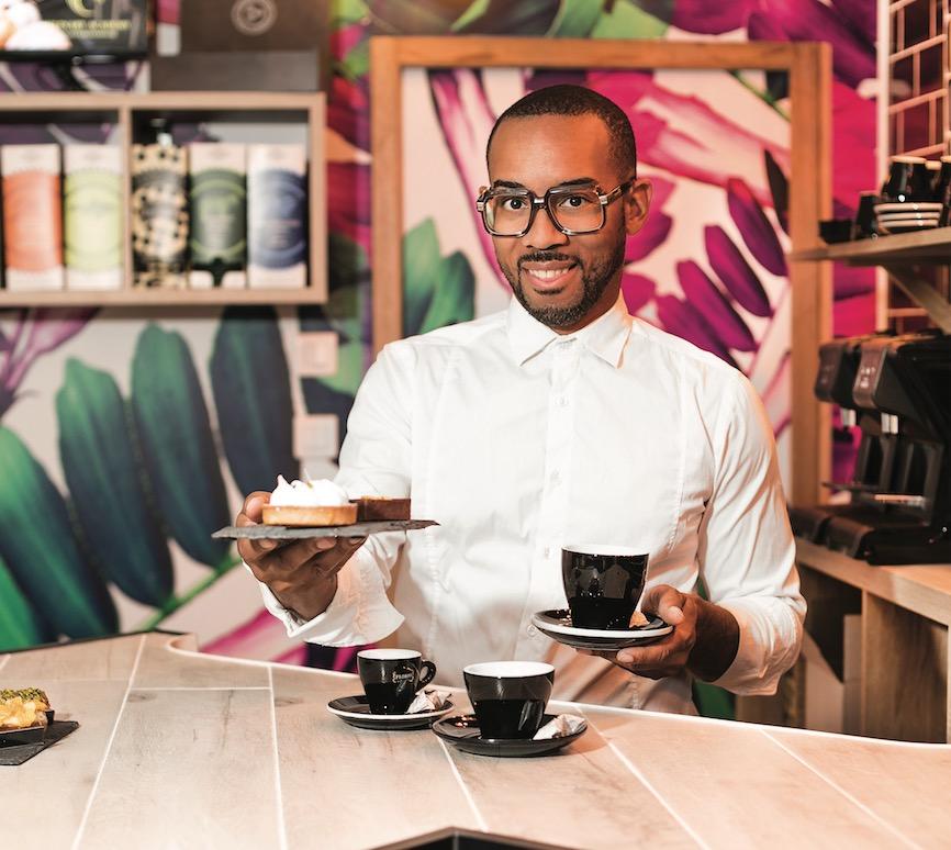 David Chambeau : Design Pastry, une douceur à toute heure