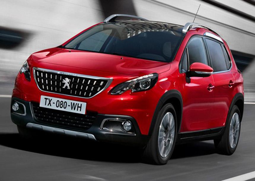 Peugeot : la nouvelle gamme SUV monte en puissance