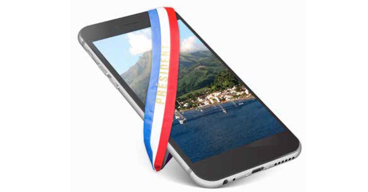 Un e-Président pour la Martinique, 22 juin 2028