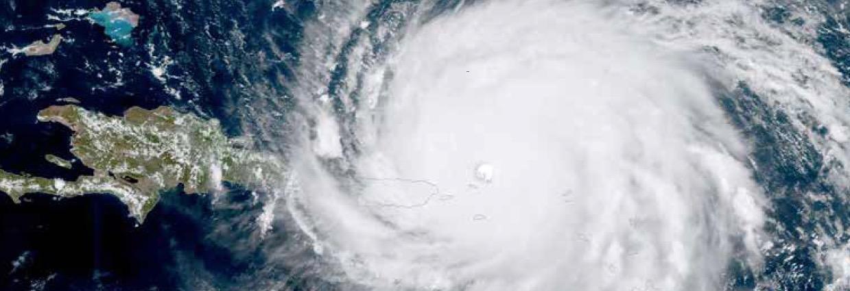 Après Irma et Maria, l'éclaircie