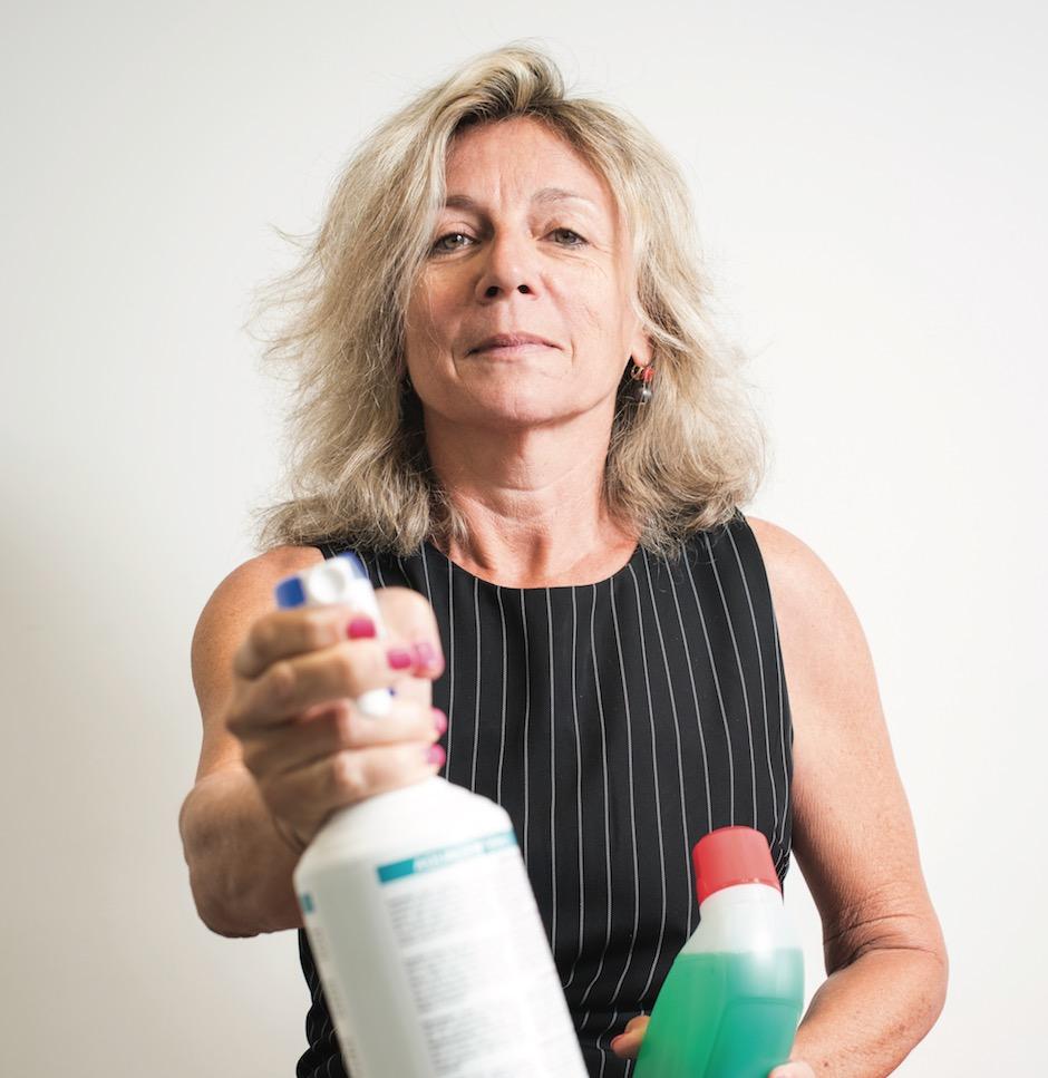 CNF Santé, une autre vision du nettoyage