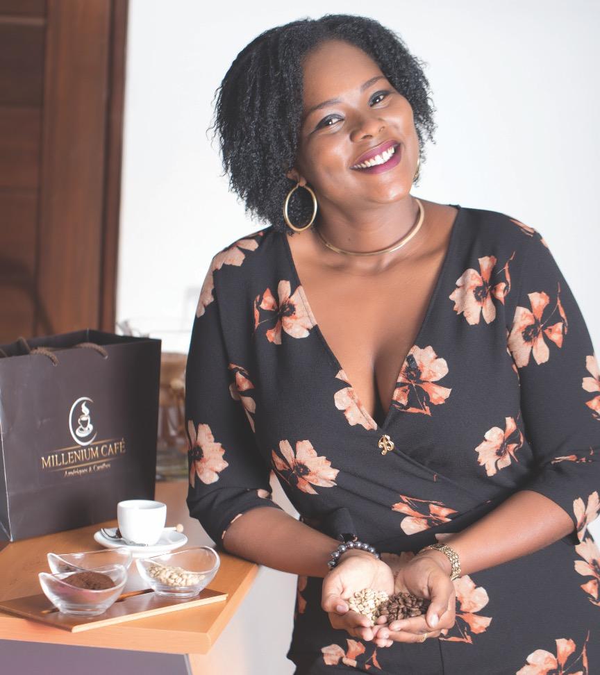 Millénium Café  Amériques et Caraïbes : le bonheur est dans la tasse !