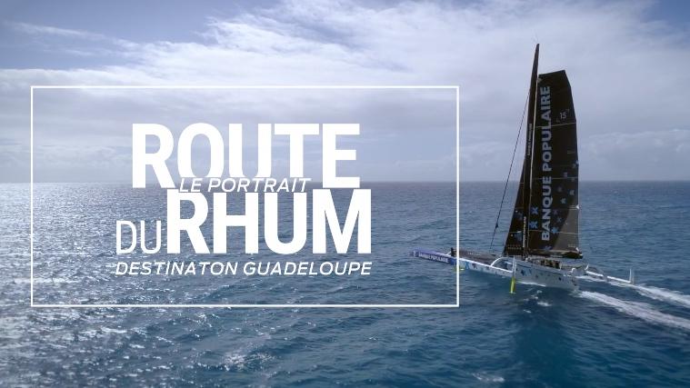 Route du Rhum Destination Guadeloupe – rencontre avec Armel Le Cléac'h
