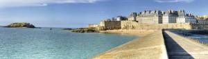 HDR de la baie de Saint-Malo