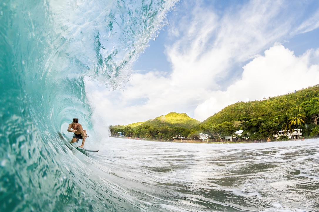 Martinique Surf Pro 2018