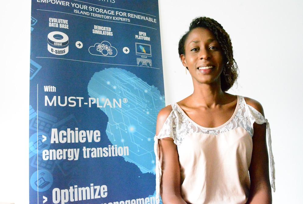 Kelli Mamadou : engagée pour la transition énergétique