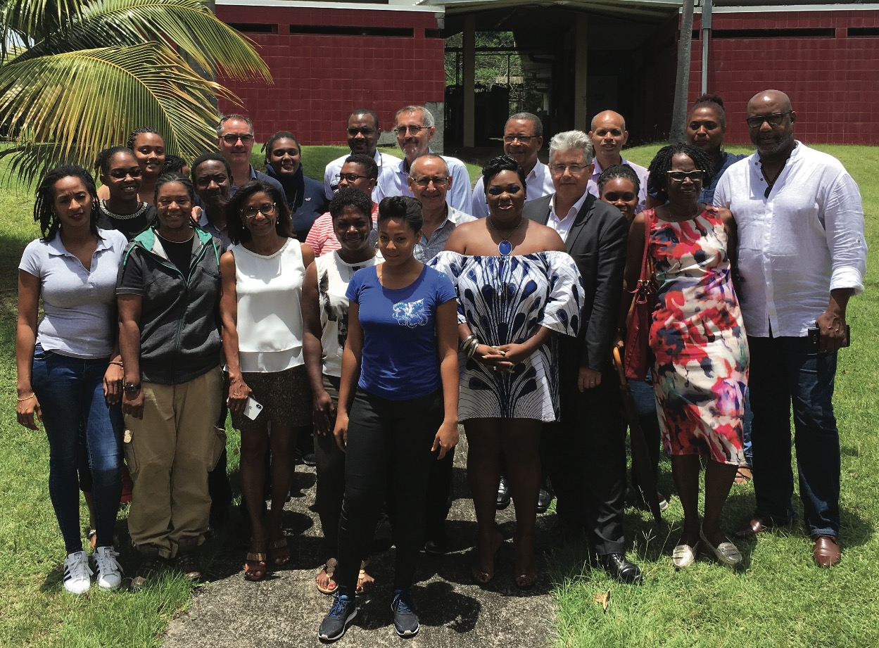 Orange Antilles-Guyane : techniciens réseaux, promotion 100% féminine !