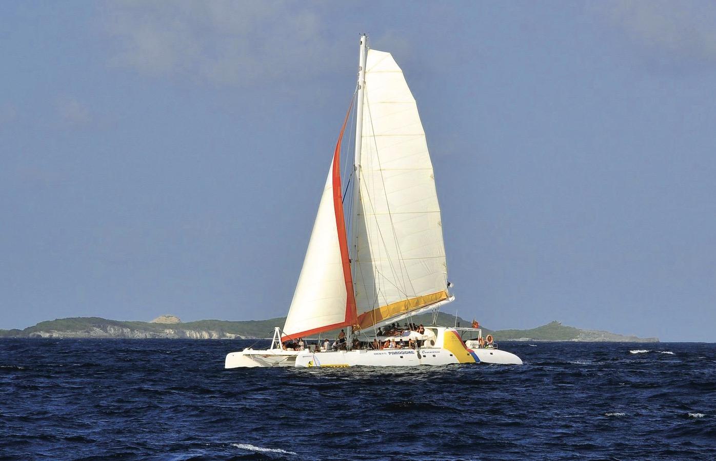 Paradoxe Croisières : belles îles en mer