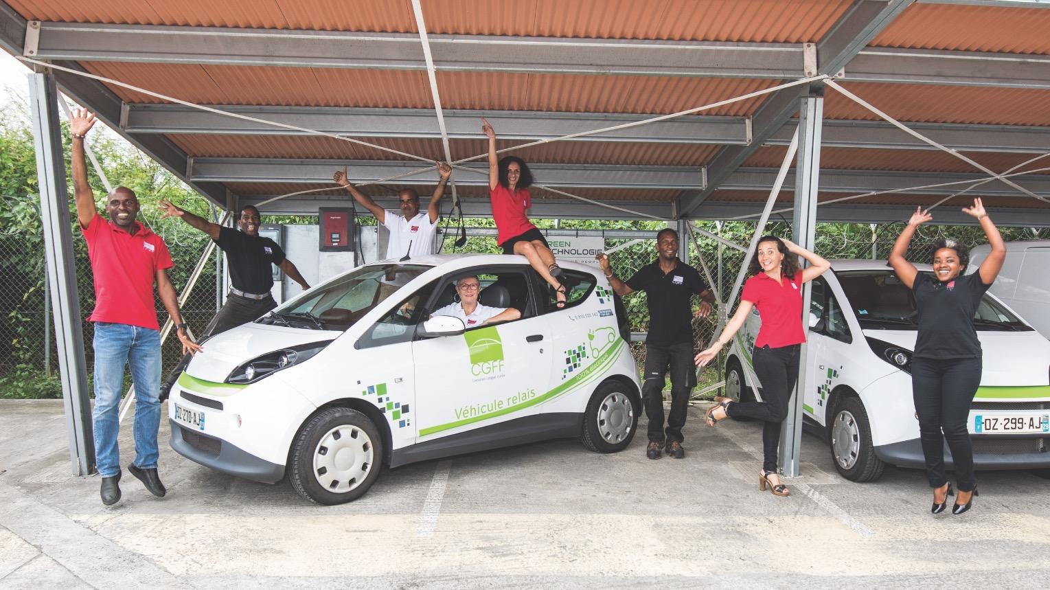 CGFF, la voiture électrique décomplexée